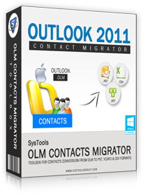 Convert Outlook Mac 2011 contacts